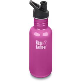 Klean Kanteen Classic Bottle Sport Cap 532ml wild orchid